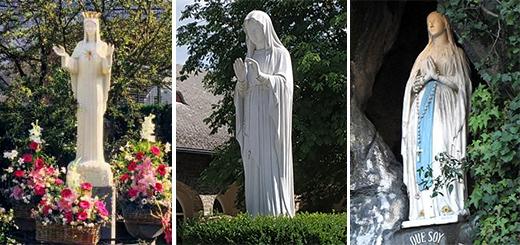 Pèlerinages 2020 : Beauraing, Banneux, Lourdes